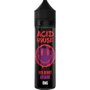 Acid House - Red Berry Astaire 50ml