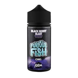 Furious Fish - Blackberry Blast 100ml