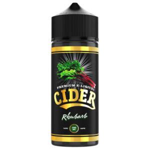 Cider - Rhubarb 100ml