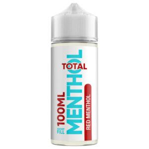 Total Menthol – Red Menthol