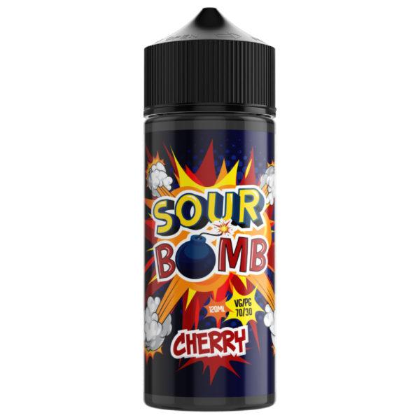 Sour Bomb - Cherry