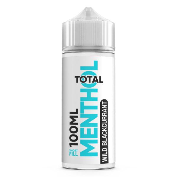 Total Menthol - Wild Blackcurrant