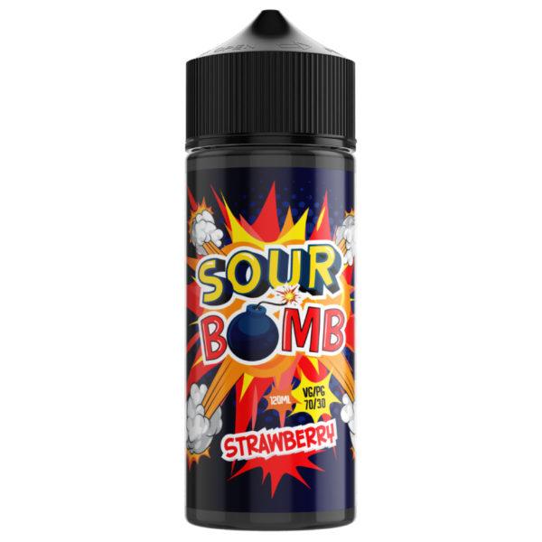 Sour Bomb - Strawberry